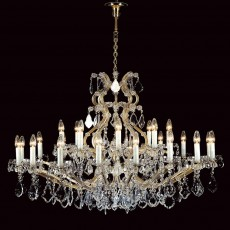 Impex Karlova M.T.24+1 Light Chandelier