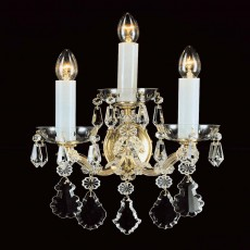 Impex Misto 3 Pendant Light Maria Theresa W/Bkt