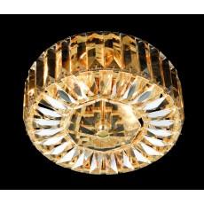 Impex Seville Lead Crys.Flush Light Gold