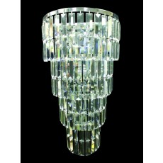 Impex Padua 5 Light Wall Light Chrome