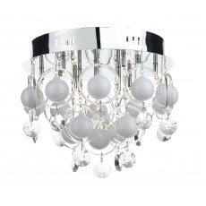 Dar  Cloud 9 Light  Crystal Flush G4 Light