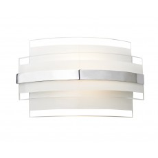 Dar  Edge Single Trim Led Wall Bracket Small
