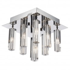 Dar  Galileo 9 Light Semi Flush