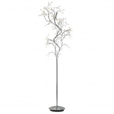 Dar  Gazetta 10 Light Floor Lamp