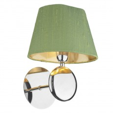 Dar  Lexington 1 Light Wall Light(Unswitch)Shade Sold Separately