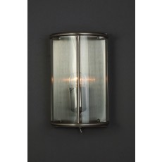 Impex Orly Wall Light Satin Nickel