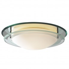 Dar  Osis Mirrored Flush IP44 Bevelled