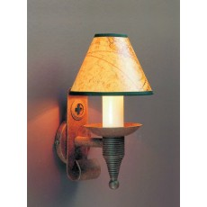Impex Cromwell 1 Light Wall Light Aged