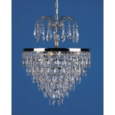 Impex Dresden Tier&Crown Strass Pendant Light Nick
