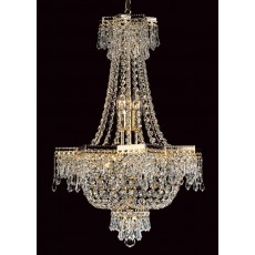 Impex Star Empire Strass G.P. Pendant Light