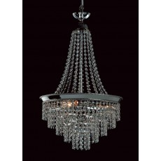Impex Herne Strass Empire Bag. Pendant Light Nkl