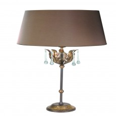 Elstead Amarilli Bronze/Gold Table Lamp
