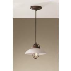Feiss Urban Renewal 1 Light Bronze Patina Pendant Light