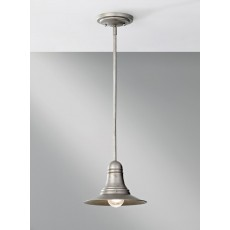 Feiss Urban Renewal 1 Light Antique Pewter Pendant Light