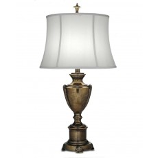 Stiffel City Hall Umber Table Lamp