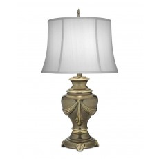 Stiffel Detroit Bronze Table Lamp