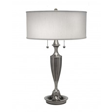 Stiffel Gatsby Nickel Table Lamp