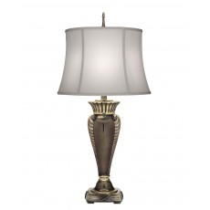 Stiffel Portland Bronze Table Lamp