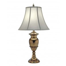 Stiffel Waldorf Burnished Brass Table Lamp
