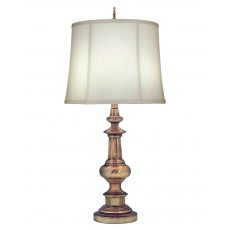 Stiffel Washington Brass Table Lamp