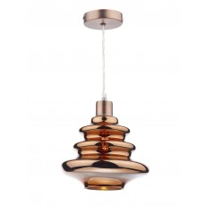 Dar Zephyr Non Electrical Copper Easy Fit Pendant